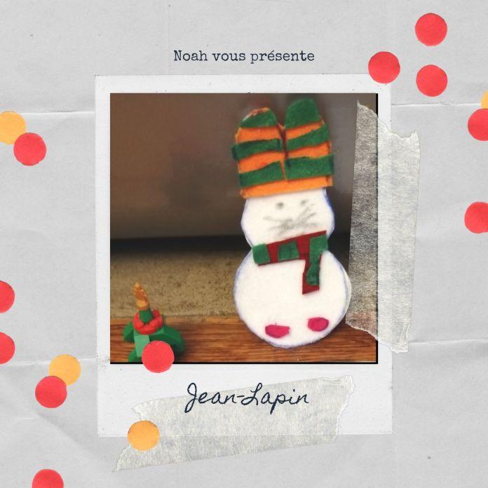 Jean-Lapin aime la pizza. Sa période préférée, c'est l'hiver parqu'il y a beaucoup de neige !